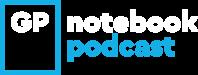 GPnotebook_podcast_white-text